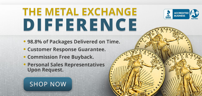 The Metal Exchange Difference